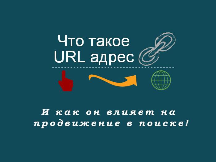 Формирование url-адресов при продвижении сайта